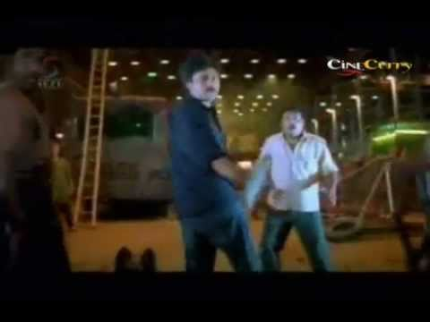 Pawan Kalyan's Best Action Scene From Mere...