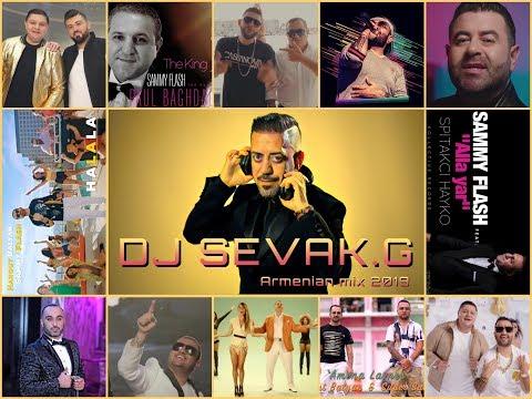 Armenian Mix 2019 - DJ SEVAK.G