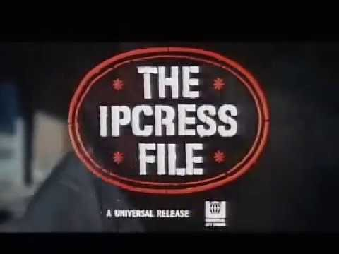 """""""THE IPCRESS FILE"""" 1965 UK - TRAILER - upload by Michael O'Connor"""