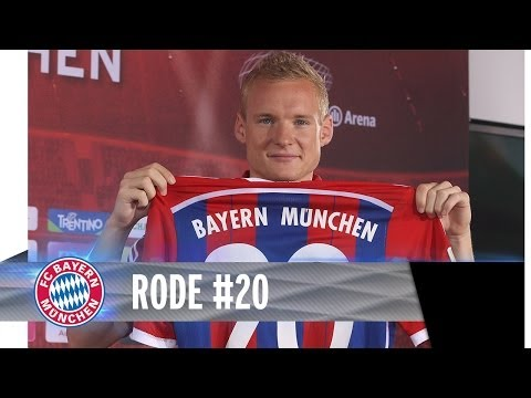 Sebastian Rode beim FC Bayern