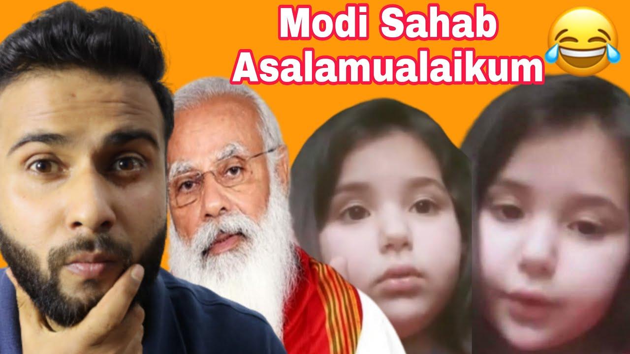 Modi Sahab Asalamualikum 😂 Idrees Mir Reacts