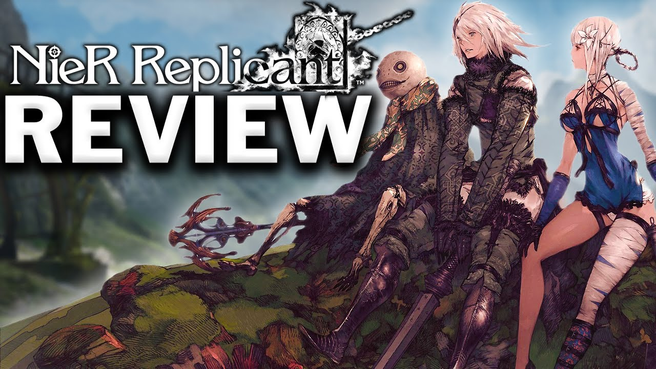 NieR Replicant Review | RPG CULT CLASSIC IS BACK (Video Game Video Review)