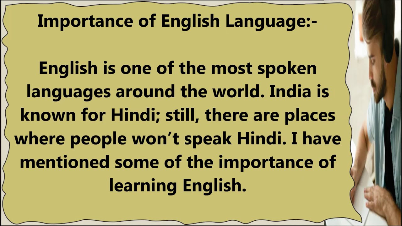 Short essay on languages of india the book report youre a good man charlie brown