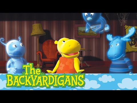 The Backyardigans: It's Great to be a Ghost - Ep.6