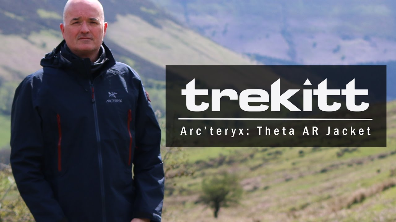 b18e8ce41b Inside Look: Arc'teryx Theta AR Jacket - YouTube