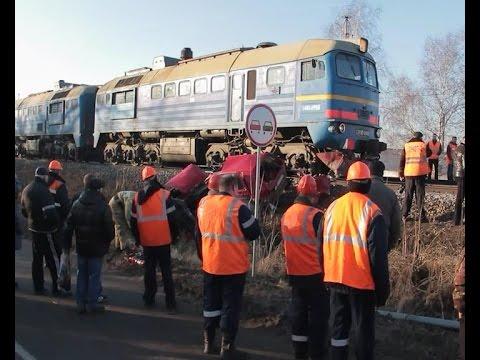 В Гвардейском районе полиция проводит проверку по факту ДТП на железнодорожном переезде