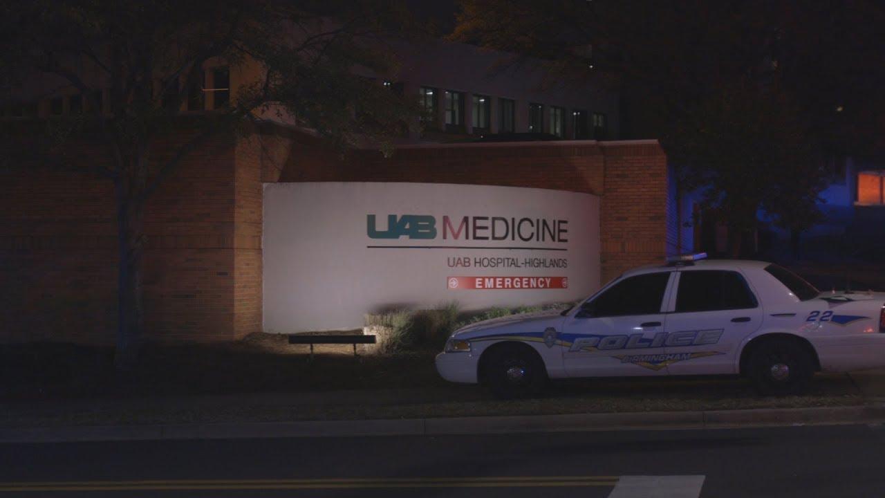 UAB Hospital Highlands shooting: 1 dead, 1 injured, shooter killed ...