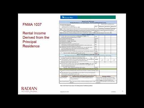 Analyzing Schedule E Rental Income 2 1 18