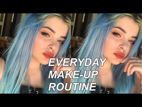 EVERYDAY MAKEUP ROUTINE // GRWM // Ros4lba ♡
