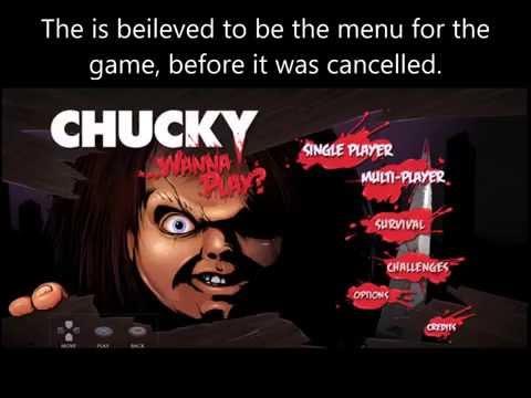 (RARE) Chucky ...Wanna Play Gameplay Footage