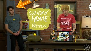 Sunday at Home for Preteens   April 11, 2021