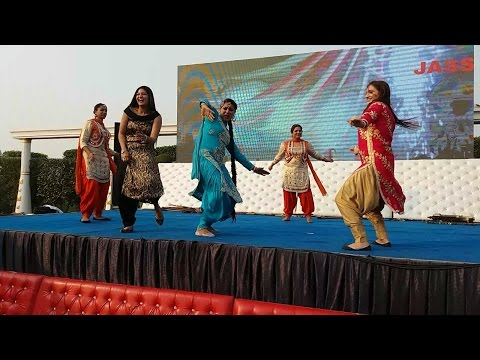 Punjabi Girls Group Dance | Wedding Dance