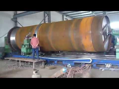 large machine