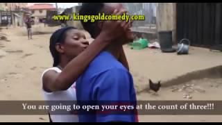 Nigeria Comedy Skit 2017 -  Big Surprise KingsGoldComedy Skits Episode 3