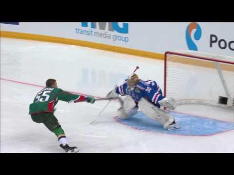 Vladimir Tkachyov tremendous shootout at ASG 17