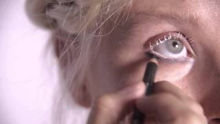 Видеоурок для конкурса Inglot 2015 MUA Awards, номинация Fashion make up.