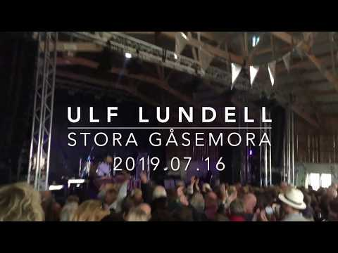Ulf Lundell -  Fårö 2019