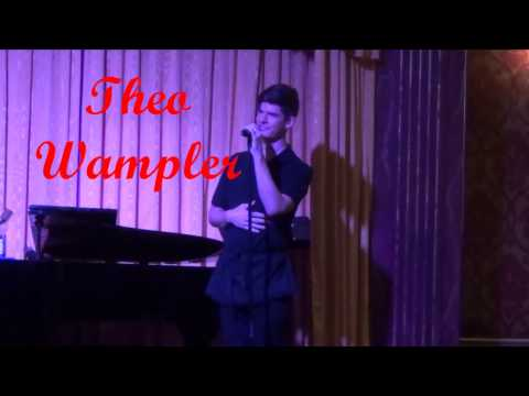 Tenderly, performed by Theo Wampler