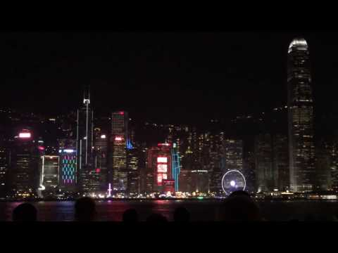 A symphony of Lights (Amazing Laser Show) - Hong Kong