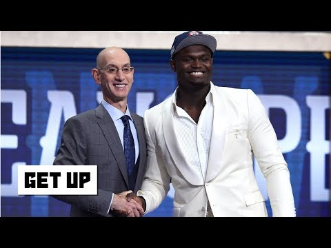 are-the-pelicans-2020-playoff-contenders-after-drafting-zion,-trading-anthony-davis?-|-get-up