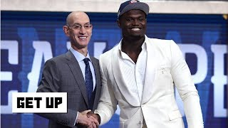Are the Pelicans 2020 playoff contenders after drafting Zion, trading Anthony Davis? | Get Up
