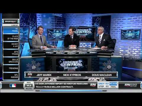 NHL Lockout: The Solution 12/17/12 [HD]