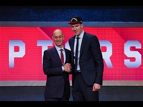 Toronto Raptors Select Jakob Poeltl With 9th Overall Pick of 2016 NBA Draft