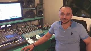 Маленькая Видео-визитка певца AKRITIS