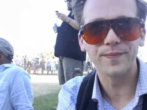 Gayngs Interview at Coachella 2011
