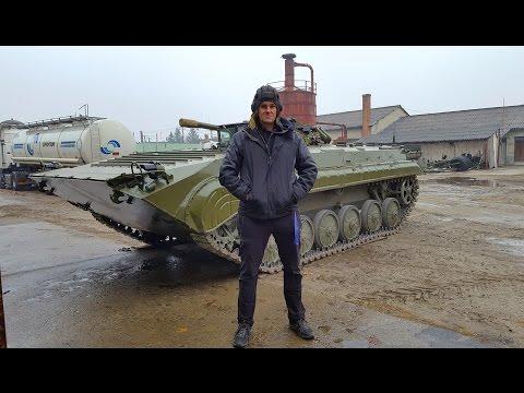 BMP1 gyalogsági harcjármű.Parancsnok lettem?!