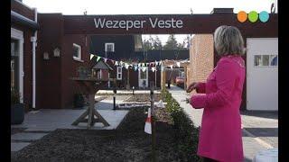 Feestelijke opening Wezeper Veste