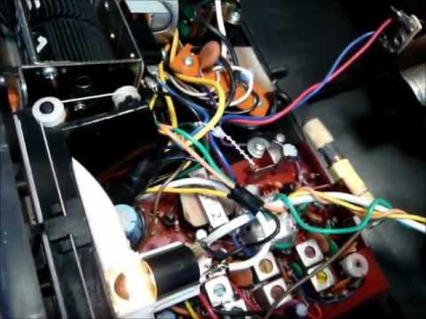 GE 7-4321 Clock Radio (1977) & KMC 1120 Alarm Clock (c.1985) - YouTube