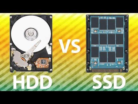 SSD vs HDD | ¿Mejora un SSD el rendimiento en juegos? Benchmarks