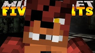 Minecraft - FIVE NIGHTS AT FREDDYS - SUSPICIOUS GUARD #6 (Custom Roleplay)