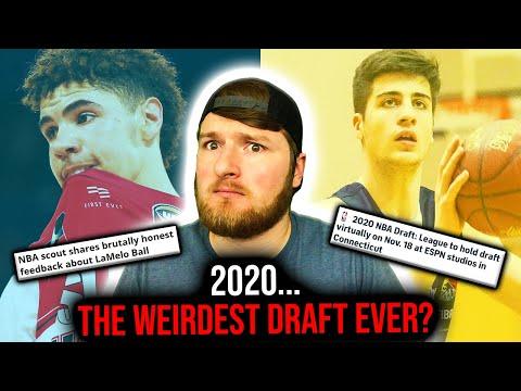 The 2020 NBA Draft Is Going To Get Weird