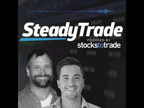 The Truth Behind the Wolf of Wall Street - Steady Trade Podcast Episode #6