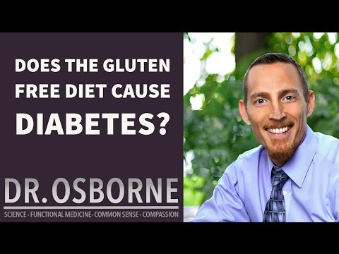 Does the Gluten Free Diet Cause Diabetes?