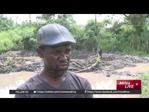 Sierra Leone's diamonds fail to benefit those who mine them