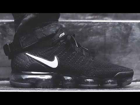 Nike Air Vapormax Flyknit 2.0  Black White   d93050648