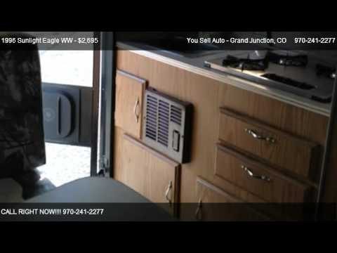 1996 Sunlight Eagle WW Pop Up Truck Camper - for sale in Grand Junction, CO  81505