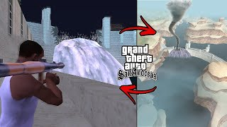 What Happens If You REMOVE The Sherman Dam In GTA San Andreas? (Will The State Flood?)