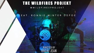 The Wildfires Projekt ft. Ronnie Winter (Red Jumpsuit Apparatus) - Live on Sounds of the Underground