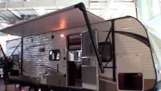 2014 Wildwood 26tbss Bunk House Travel Trailer With Limited Edition Package!