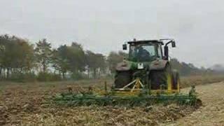 John Deere 7730 i agregat II - maszyny rolnicze - rolnictwo