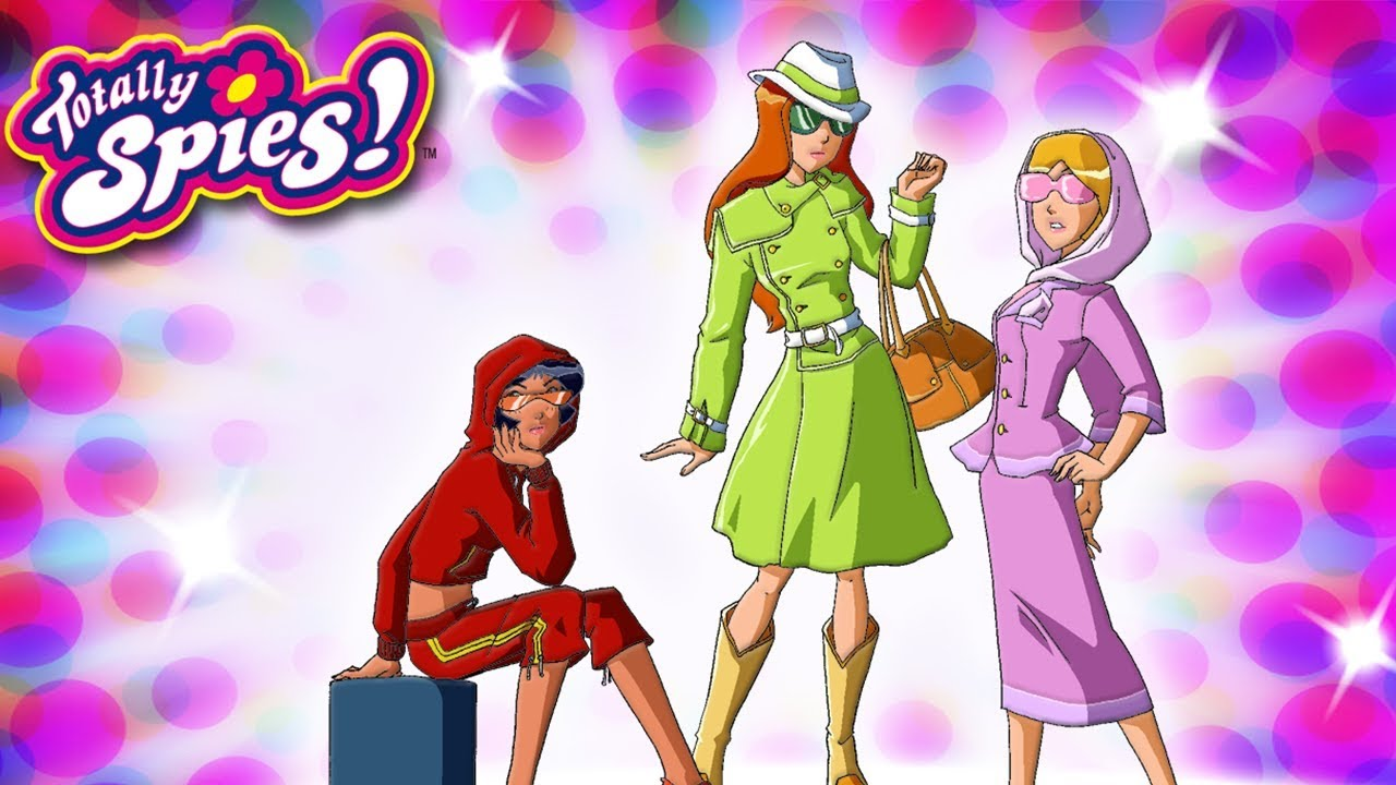 Download 🚨TOTALLY SPIES - FULL EPISODES COMPILATION! Season 5, Episode 1-7 🌸