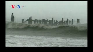 Sea Level Rise Threatens US City  (VOA On Assignment Jan. 17, 2014)