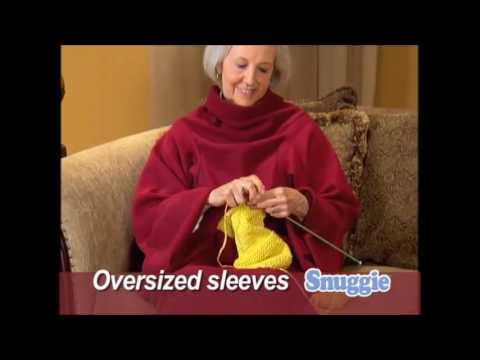 Snuggie Commercial - YouTube