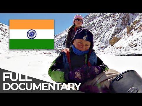 Most Dangerous Ways To School | HIMALAYA (India) | Free Documentary