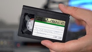 Anleitung: Alte (VHS) Kassetten einfach selbst digitalisieren!