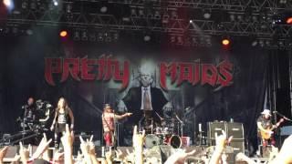 Pretty Maids - Kingmaker (Live at MOR 2017)